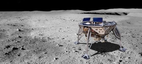 module lunaire SpaceIL