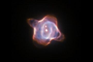 étoile renaissance stingray hubble nasa