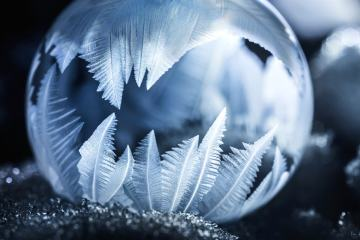 zero absolu bulle gelee thermodynamique troisième principe troisieme 0 kelvin