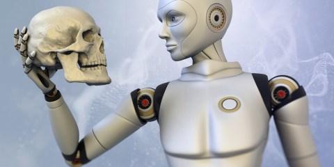robot intelligence artificielle IA AI google deep ming autoML