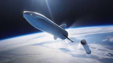 SpaceX assemble le nouveau prototype du Super Heavy qui mettra Starship en orbite