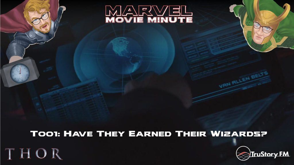 Marvel Movie Minute season 4 episode 1 • Thor 001: Have they earned their wizards?