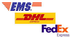 DHL Fedex EMS