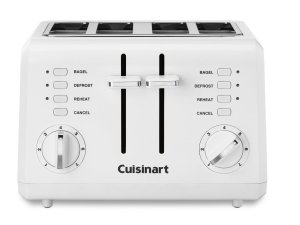 4. Cuisinart CPT-142 Compact 4-Slice Toaster