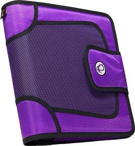 3.Case-it Velcro Closure
