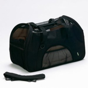 1.Bergan Comfort Carrier Soft-Sided Pet Carrier