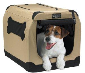 3.Petnation Port-A-Crate Pet Carrier