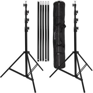 7.Ravelli ABSL Photo Video Backdrop Stand Kit