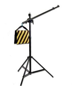 9.CowboyStudio Photography Video Studio Premium Pro Boom Set W501 with Light Stand