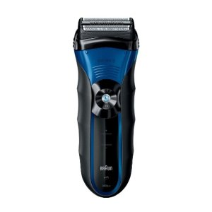5.Braun Series 3-340s Wet & Dry Electric Shaver