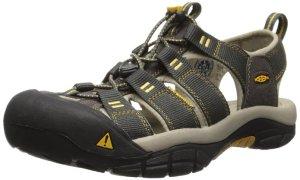 2. Keen Men's Newport H2 Water Sandal
