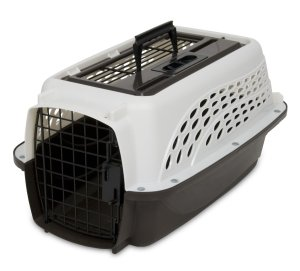 6.Petmate Two Door Top Load Pet Kennel