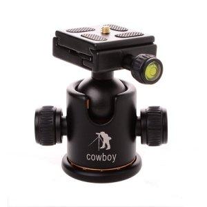 7.CowboyStudio Pro Camera Tripod Ball Head