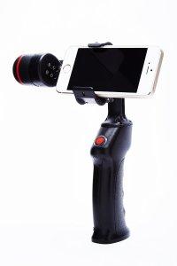 8.Wenpod Professional Adventure Smartphone Stabilizer