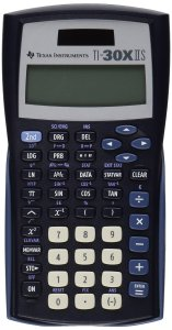 6. Texas Instruments TI-30X IIS 2-Line Scientific Calculator