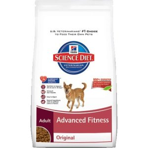 8. Adult Advanced Fitness Original Dry Dog Food by Hill's Science Diet