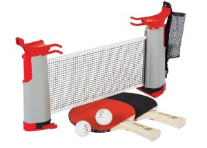 9. EastPoint Deluxe Everywhere Table Tennis Set
