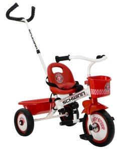 6. Schwinn Easy Steer Tricycle, Red:White