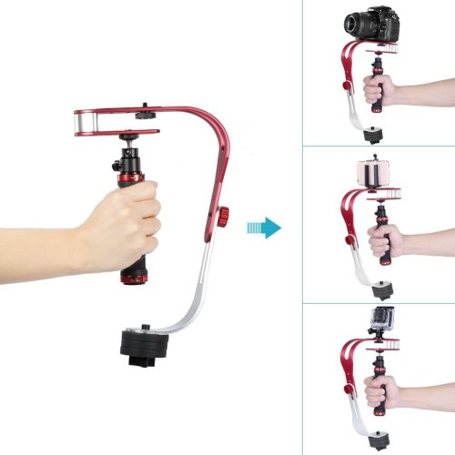 Top 10 Best under 100 $ Stabilizers for Camera DSLR Reviews