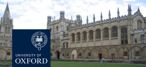 2.University of Oxford