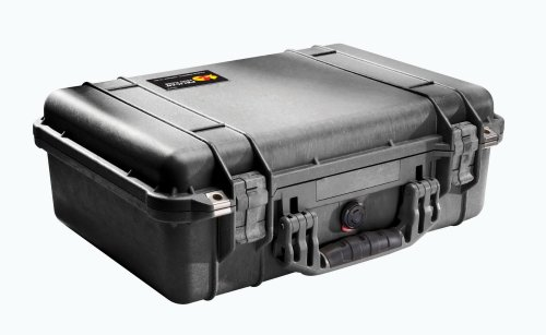 3. Pelican 1500 Case with Foam for Camera