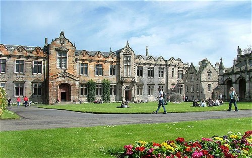3.University of St Andrews
