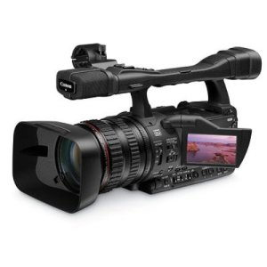 7. Canon XH-A1S 3CCD HDV High Definition Professional Camcorder