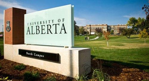 7.The University of Alberta