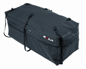 1. ROLA Expandable Hitch Tray Cargo Bag