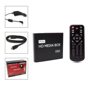 10. Mikobox Mini Portable 1080P Portable Media Player