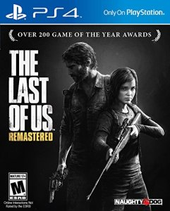 3. The Last Of Us Remastered