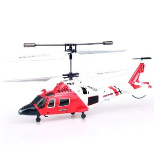 4. Syma S111G 3.5 Channel Remote Control Helicopter