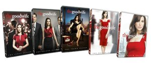 4. The Good Wife Season 1-5