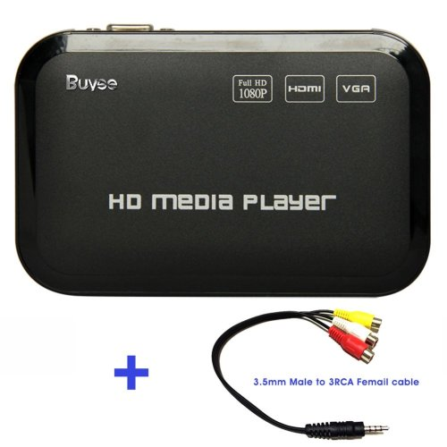 Buyee Portable Full 1080p Hd Multi Media Player