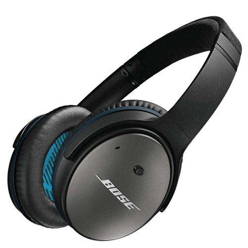 1.Bose QuietComfort 25 Acoustic Noise Cancelling Headphones