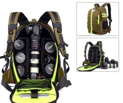 10.The Best Waterproof Camera Backpacks Review in 2016