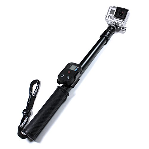 2.Top 10 Best GoPro Selfie Sticks with Remote Review in 2016