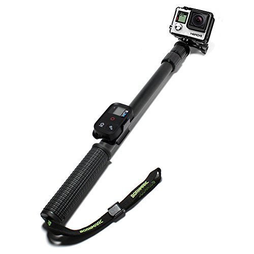 5.Top 10 Best GoPro Selfie Sticks with Remote Review in 2016