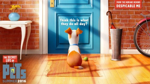 6.The Secret Life of Pets