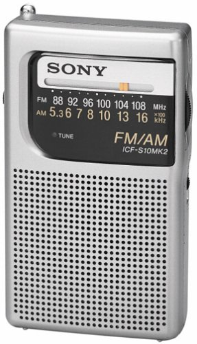 2.List 10 Best Portable Radios Reviews in 2016