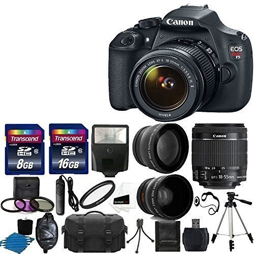 2.Top 5 Best Camera Professional with Accessories You Should Buy