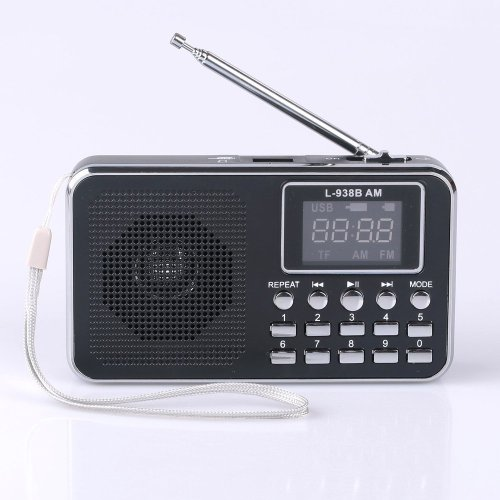 8.List 10 Best Portable Radios Reviews in 2016
