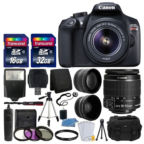 Best Camera Professional with Accessories