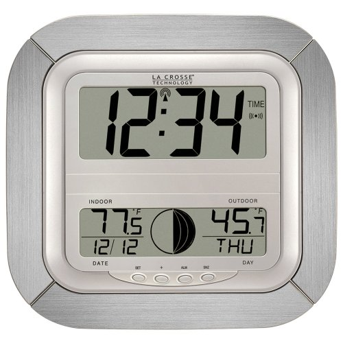 6.List 10 Best Weather Monitoring Clocks Reviews in 2016