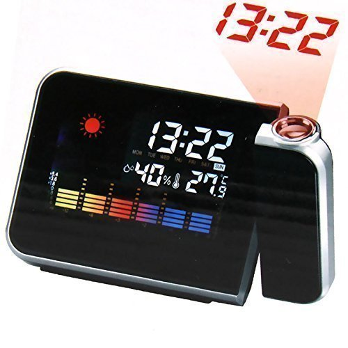 7.List 10 Best Weather Monitoring Clocks Reviews in 2016