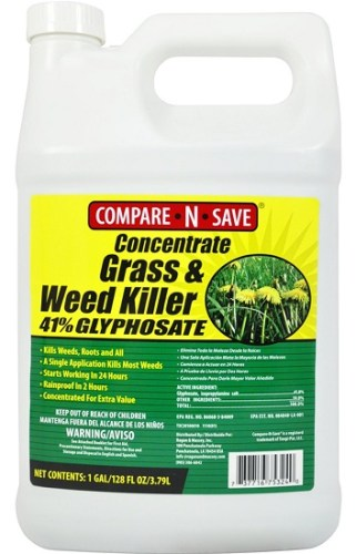 Compare N-save Weed Killer