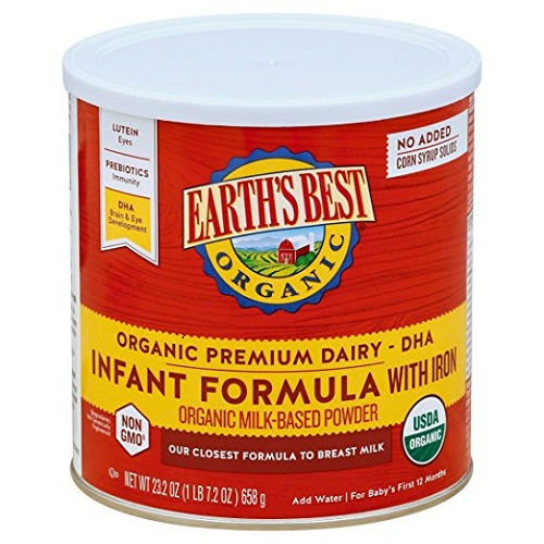 Best Formula Milk For Babies 2-3 Years