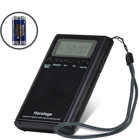 Top 10 Best Portable Radios With Bluetooth