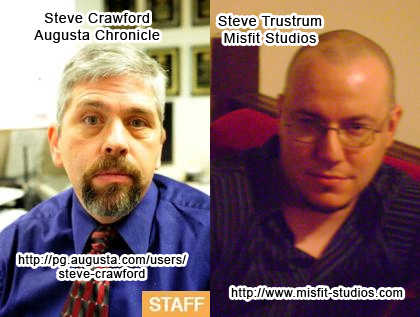 Steven Crawford vs Steven Trustrum