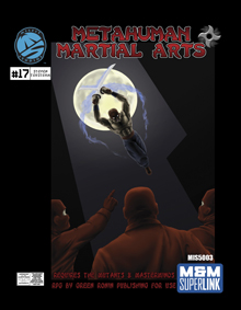 Metahuman Martial Arts 2e Cover